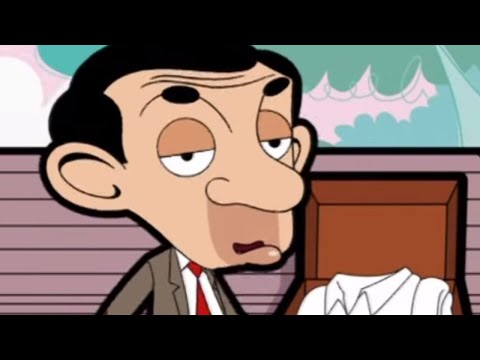Mr Bean The Animated Series - Homeless video