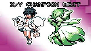 Pokemon X/Y - Battle! Kalos Champion [8bit]