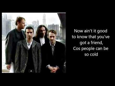 WET WET WET - You've Got A Friend (with lyrics)