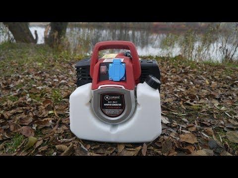 Самый маленький туристический генератор - Auron Mini - МЕЧТА ТУРИСТОВ !!!!