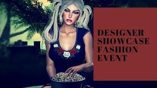 Designer Showcase a  Fashion event in Second Life