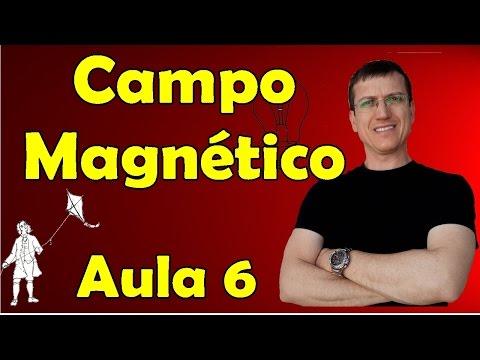 Campo magnético - Espira circular - Eletromagnetismo - Aula 6 - Prof.  Marcelo Boaro