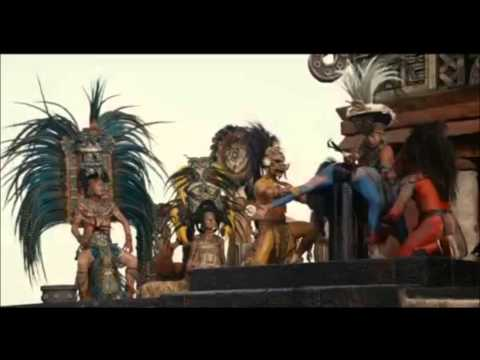 Sacrifice Scene Apocalypto video