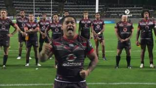 SELECT: Hawera Hawks Haka ft. Isaac Luke | SKY TV