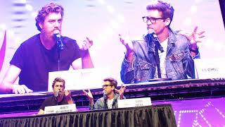Rhett and Link Panel Highlights - Los Angeles Comic Con 10-12-19