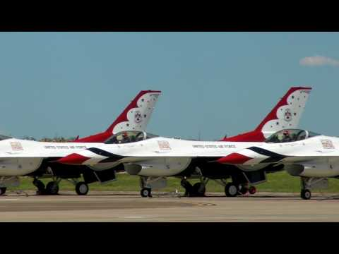 Thunderbird Five Altus AFB 2010