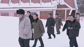 북한 김정은의 자랑 '마식령 스키장'은 어떤 곳? / 연합뉴스TV (YonhapnewsTV)