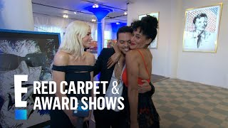Tracee Ellis Ross Gushes Over Brother Evan's Art | E! Red Carpet & Live Events