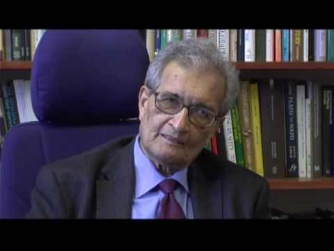 Amartya Sen Addresses the 2010 'Capacity is Development' Global Event