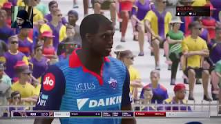 ASHES CRICKET PS4 FULL T20 CRICKET MATCH NO. 2 GAMEPLAY