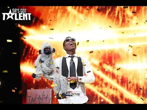 SA's Got Talent 2016: Chik Aljoy