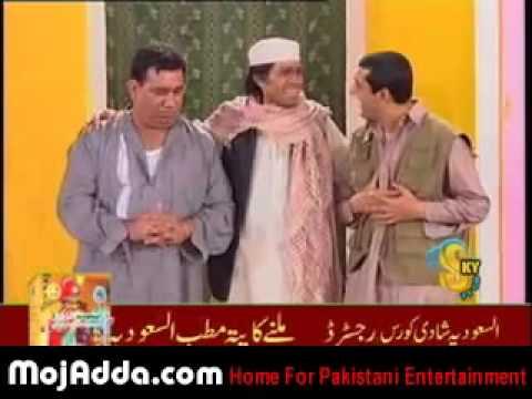 Punjabi Stage Drama Do Rangeelay 5 12 Zafri Khan Nida Nasir...