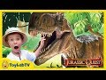 GIANT LIFE SIZE DINOSAURS Jurassic Quest Family Fun Amusement...