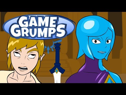 Game Grumps Animated - The legend of Spoompls