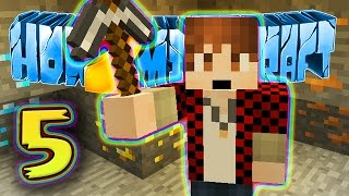 How To Minecraft SMP: Mining Contest with Bajan Canadian & JeromeASF! (HTM SMP #5)
