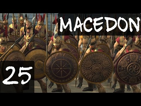 Total War Rome 2 : Emperor Edition : Macedon 25