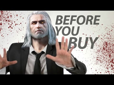 The Witcher 3: Blood and Wine - Before You Buy