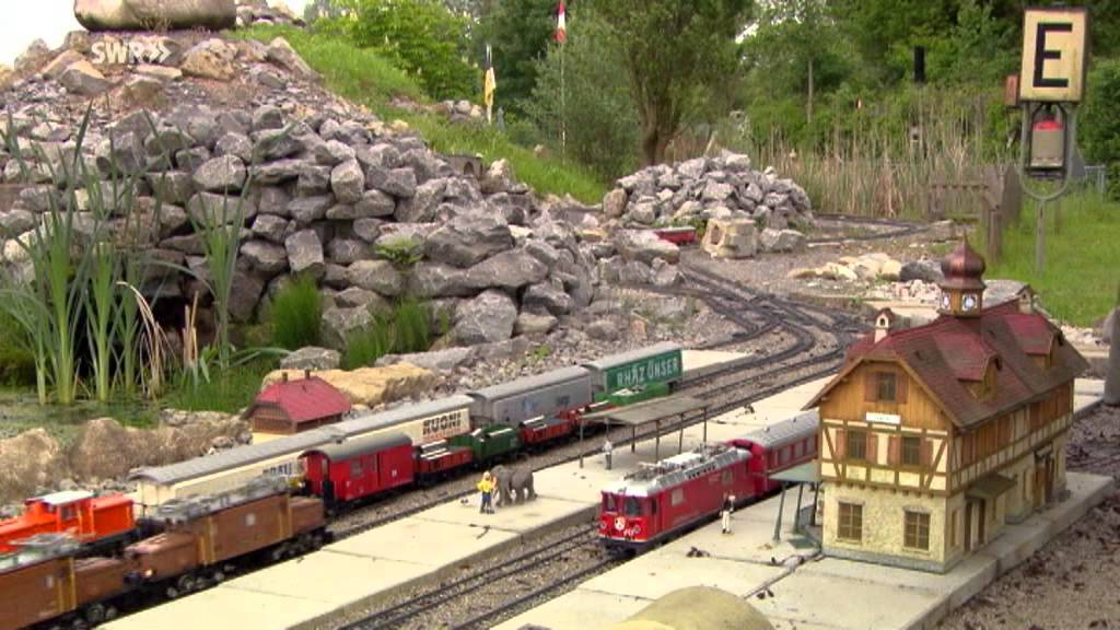 eisenbahnspielen in freier natur garten und parkbahnen im schwabenland youtube. Black Bedroom Furniture Sets. Home Design Ideas
