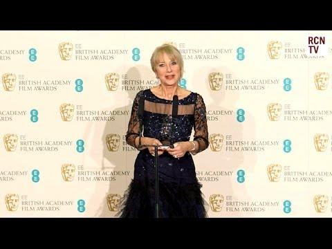 Helen Mirren BAFTA Fellowship Interview EE British Academy Film Awards 2014
