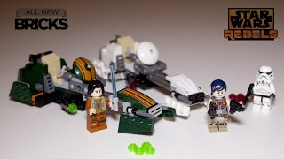 Lego Star Wars Rebels 75090 Ezra