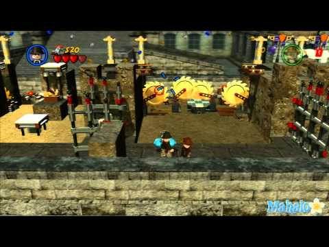 LEGO Indiana Jones 2 - The Last Crusade Bonus Levels 3 of 4