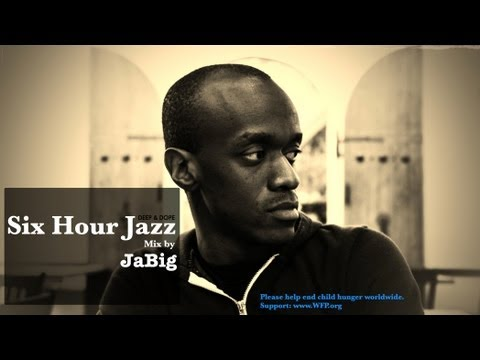 6 Hour Jazz Music Mix by JaBig (Best of Classic Long Smooth Piano Soft Instrumental Study Playlist)
