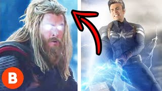 MCU Most Overpowered Moments In Avengers: Endgame