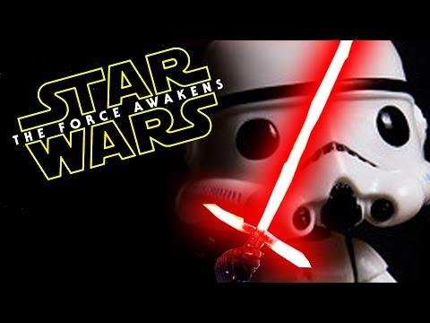 STAR WARS EPISODE VII! Gmod Funny StarWars 7 Force Awakens Mod (Garry's Mod)