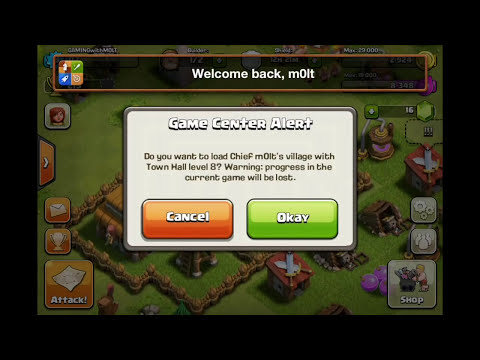 Clash of Clans: How to Switch Accounts