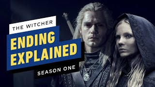The Witcher: Season 1 Ending Explained