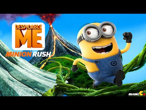 Despicable Me 2: Minion Rush Wednesday Marathon Volcano