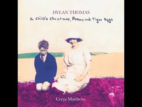 Cerys Matthews: The Reverend Eli Jenkins' Prayer (A Child's Christmas, Poems and Tiger Eggs)