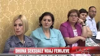 Dhuna seksuale ndaj fëmijëve - News, Lajme - Vizion Plus