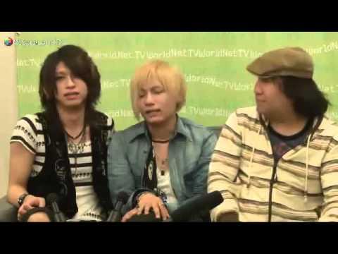 ViSULOG TV◆対談しようぜ!Gouメガマソ)×瑠伊(vistlip)①