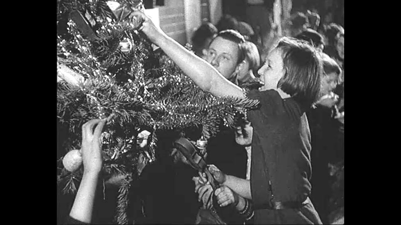 Christmas Under Fire 1941 BFI National Archive YouTube