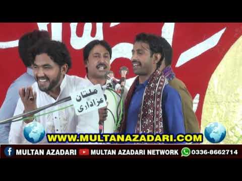 Zakir Imran Mukhtar Khokhar I 4 Shaban 2019 I Darbar Shah Shams Multan