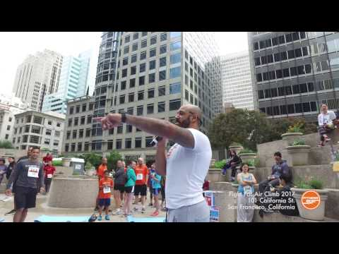 FITNESS SF - Fight For Air Climb 2017