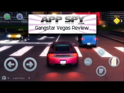 Gangstar Vegas iOS iPhone / iPad Gameplay Review - AppSpy.com