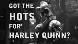 Batman Arkham City:  Behind Harley's Hot Moves