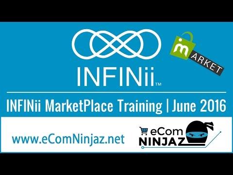 INFINii MarketPlace Training B2B eCommerce Platform eCom Ninjaz