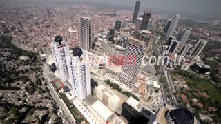 özdilek plaza ve avm levent/istanbul   action by helicam.com.tr