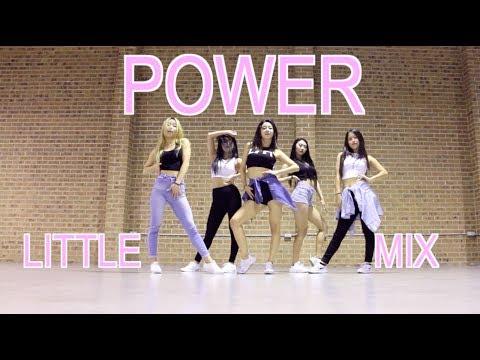 Little Mix - Power | iMISS CHOREOGRAPHY | @ IMI DANCE STUDIO