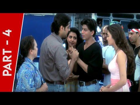 Josh | Part 4 Of 4 | Shahrukh Khan, Aishwarya Rai, Chandrachur Singh, Priya Gill