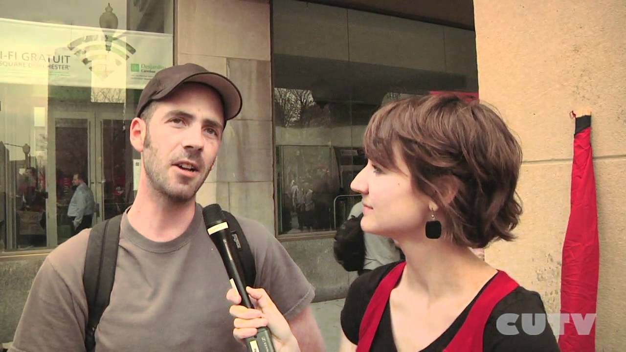 CUTV's Live Coverage MARCH 22 Student Strike 23