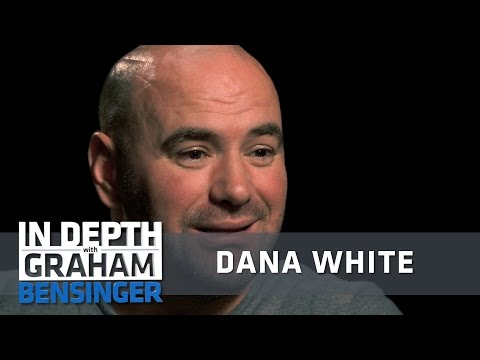 Dana White: My alcoholic dad and getting expelled
