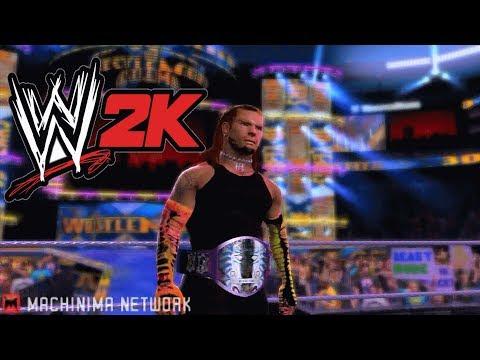 Jeff Hardy Wwe Wwe 2k14 Jeff Hardy Immortal
