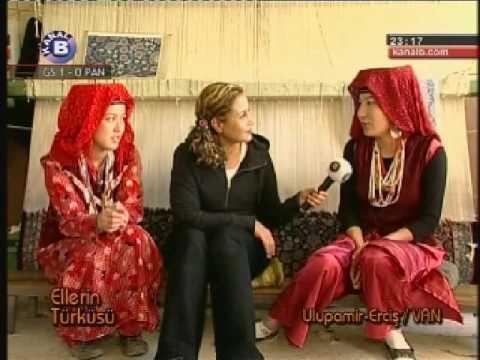 Ulupamir Dokuma ve Kopuz / Carpet & Lute 1/2 - Ellerin Türküsü Kanal B