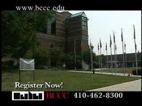 Baltimore City Community College 15 sec Ad