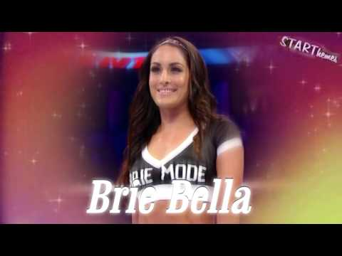 "Brie Bella 4th WWE Theme ""Beautiful Life"" #BrieMode"
