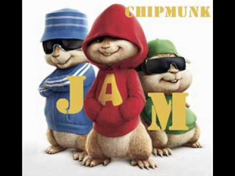 Train - Hey Soul Sister (chipmunk)